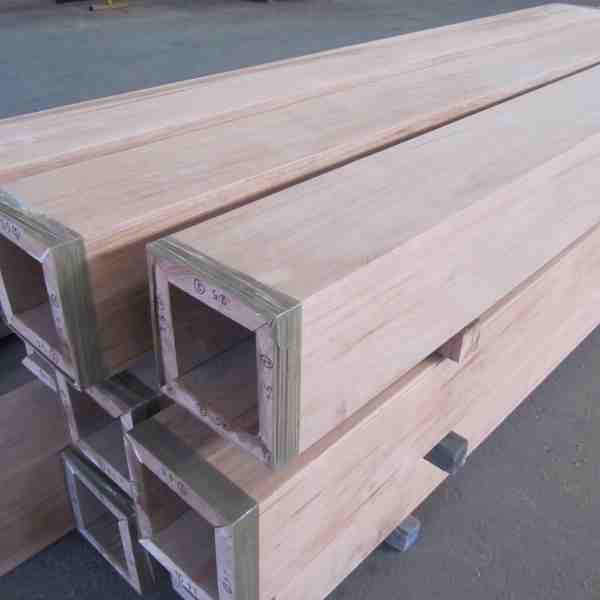 Blackbutt 350x350 column boxes