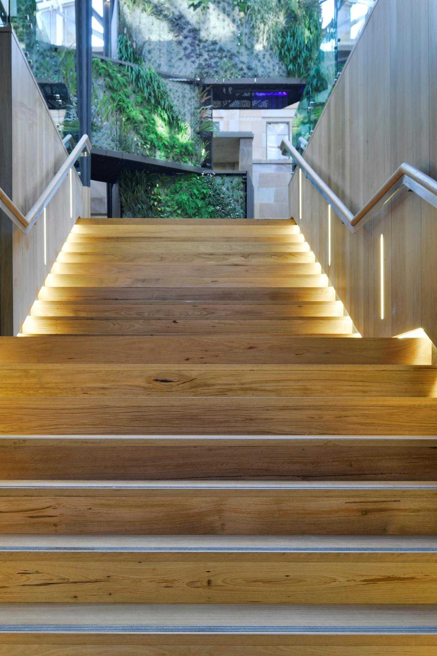 Blackbutt staircase